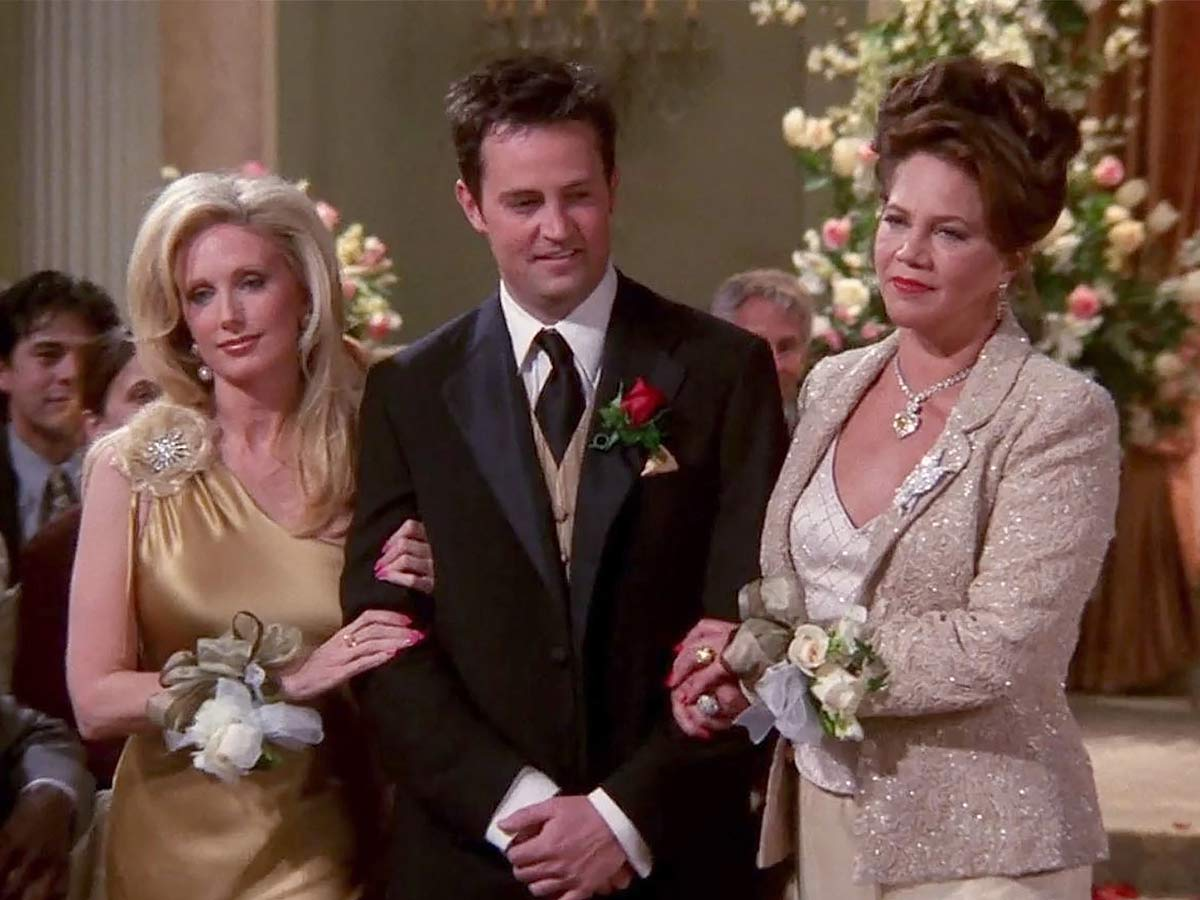 Chandler and family