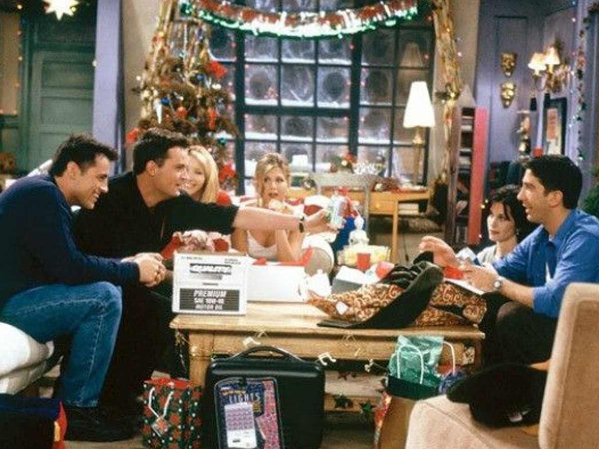 Chandler n freinds