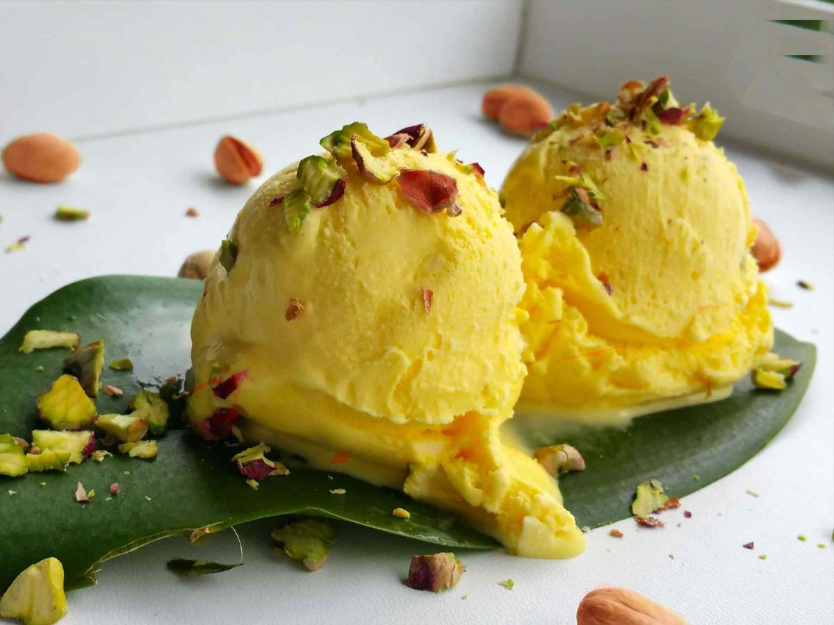 bastani, arabic dessert