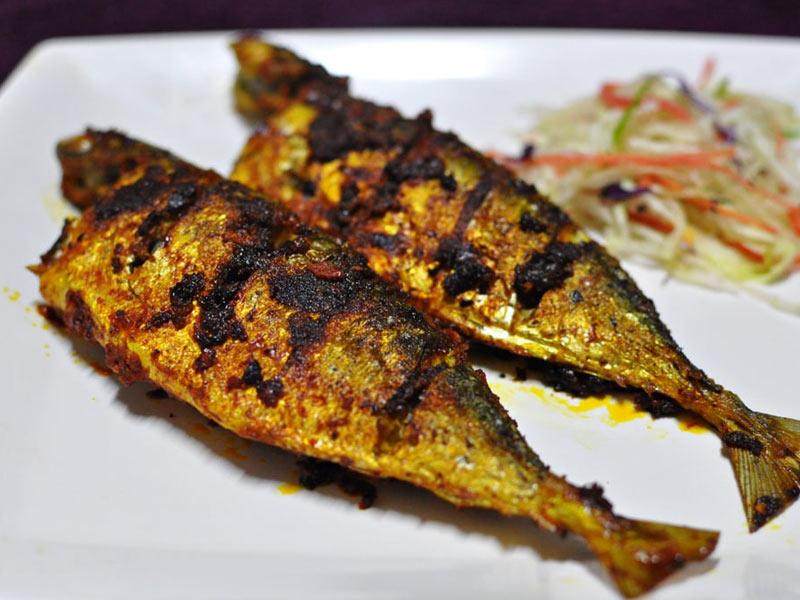 goan fish dish