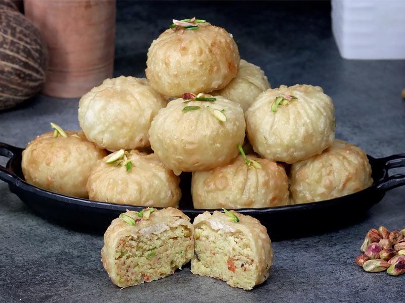 ghari, gujarati sweets