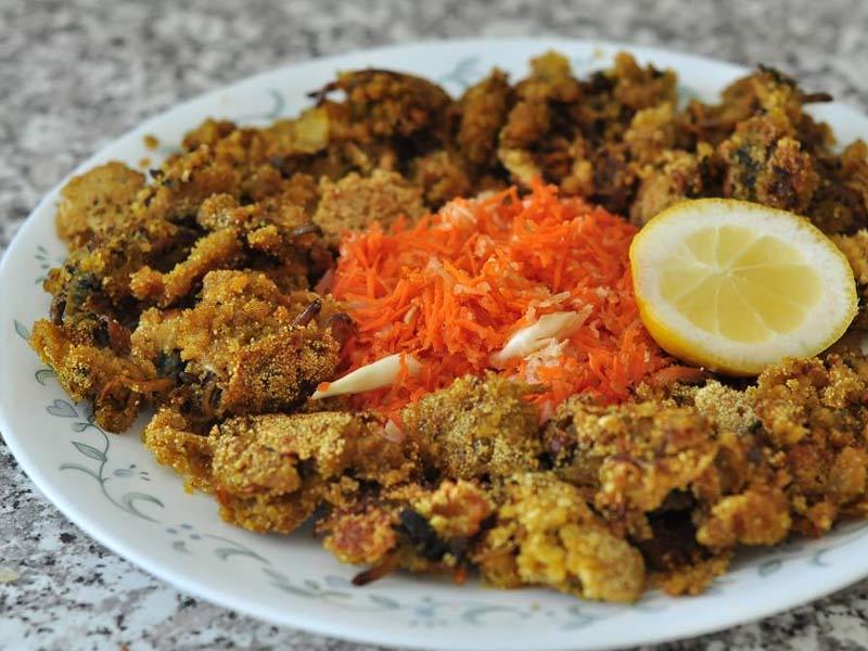mussel rawa fry