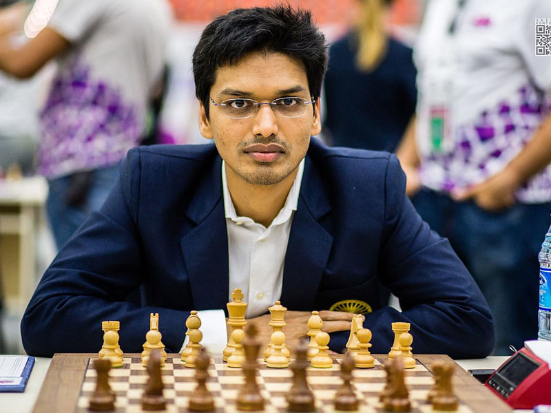 Indian chess players