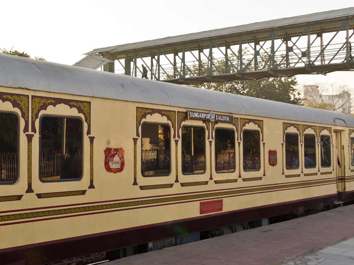 most luxurious trains in india
