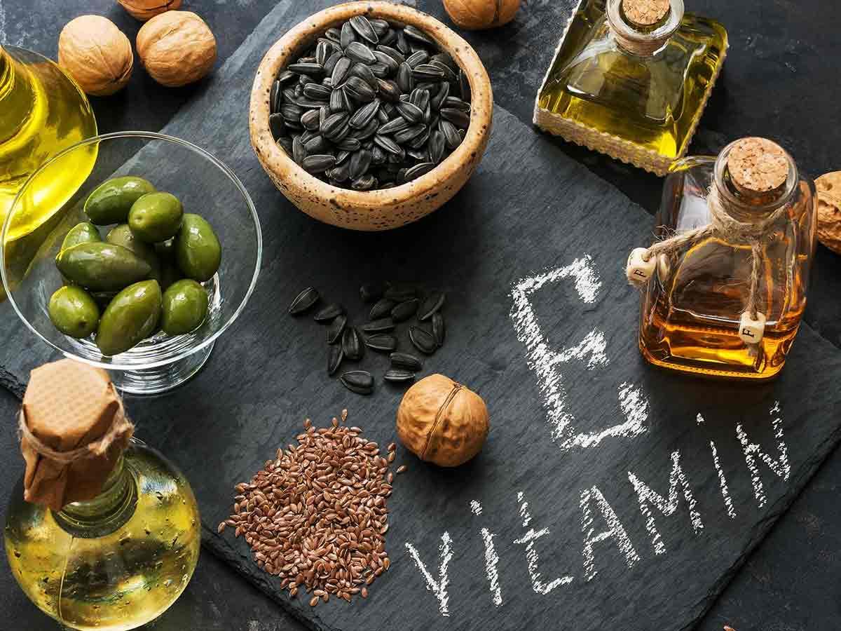sources of vitamin e