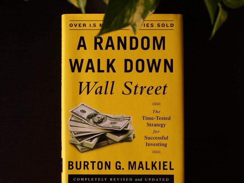 wall street book,