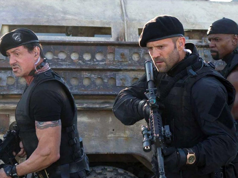 jason stathan, expendables, lee
