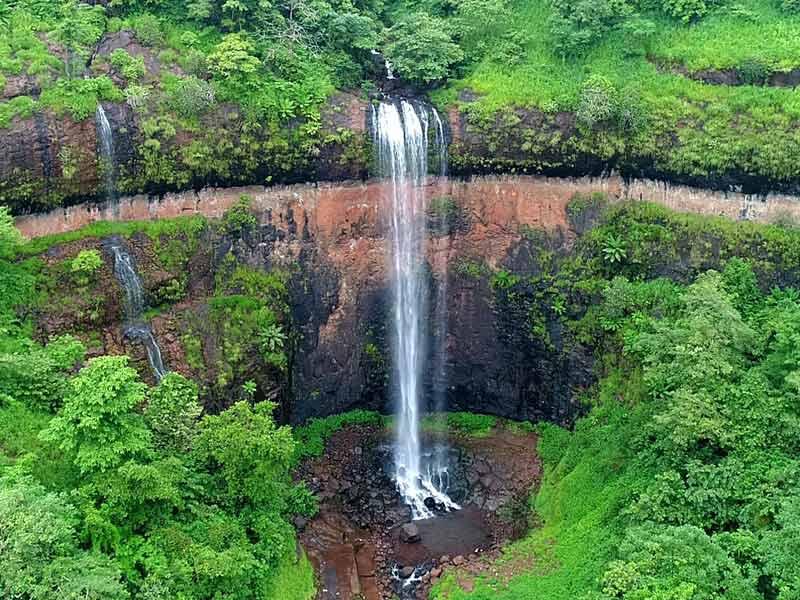 sawastada waterfalls