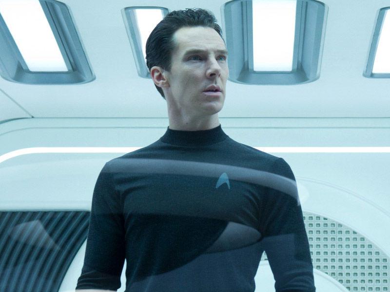 Benedict in star trek