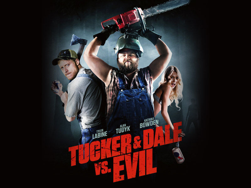 tucker and dake vs EVIL