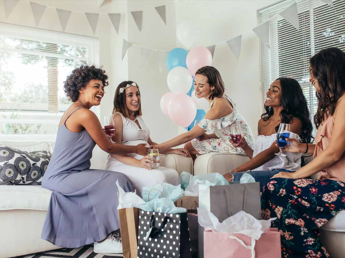 what to gift in a baby shower