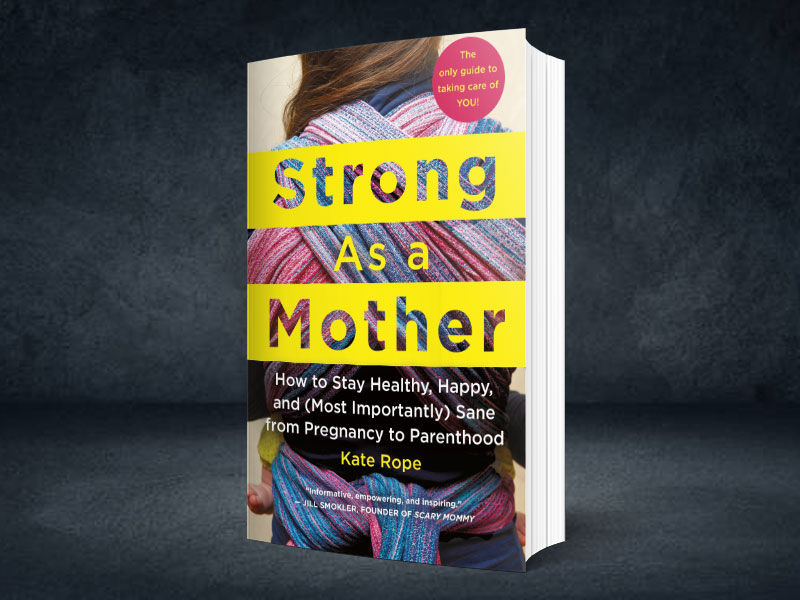 strong as mother