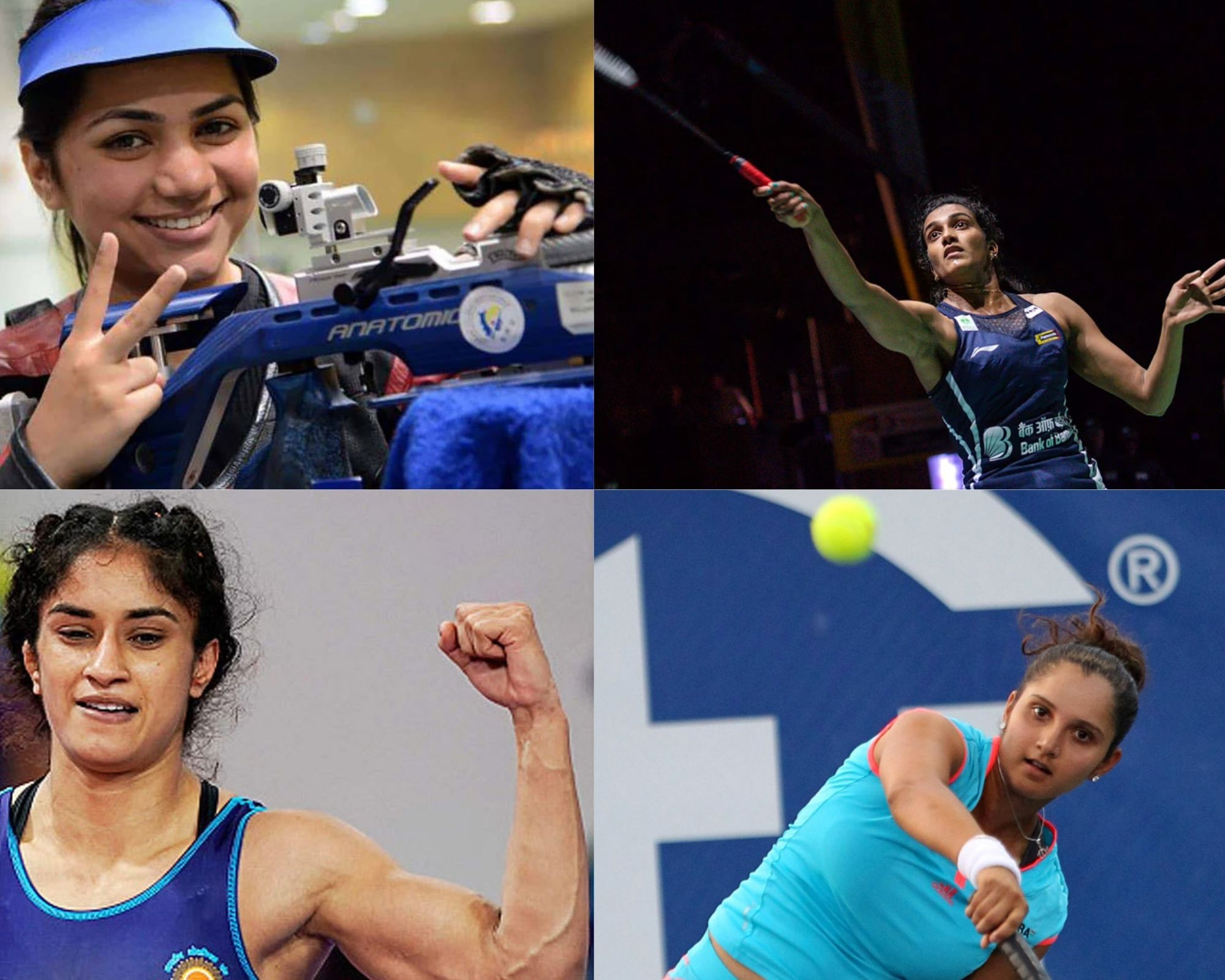 women players in india