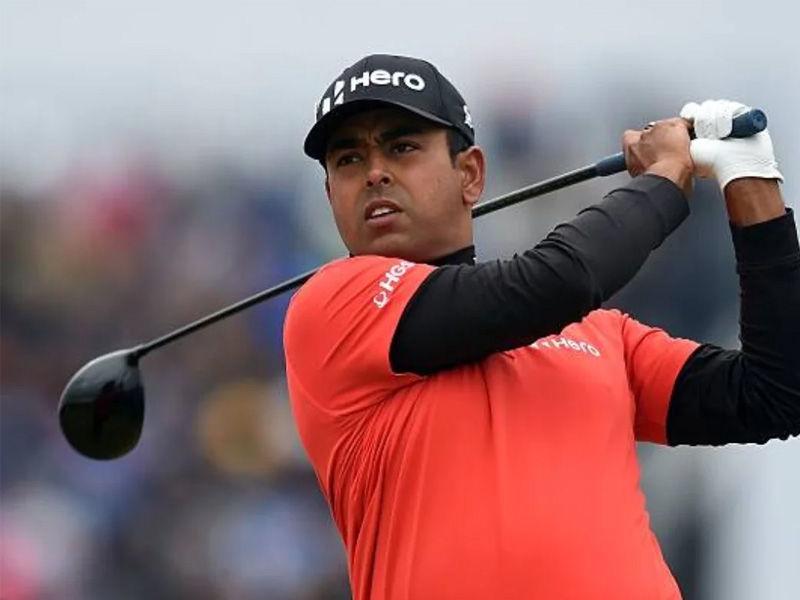 anirban lahiri, indian golf player