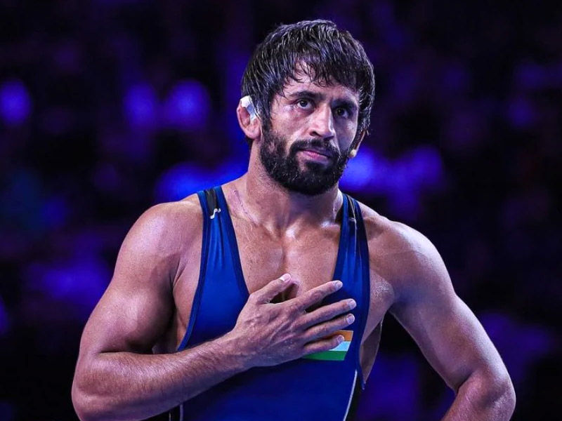 bajrang punia, indian olympians
