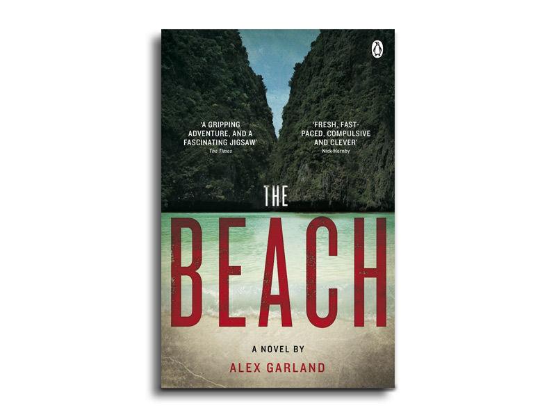the beach by alex