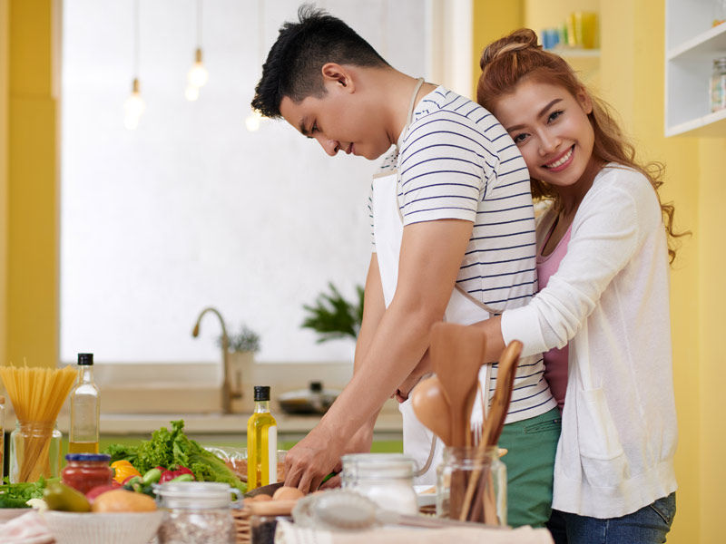 cooking first date tips
