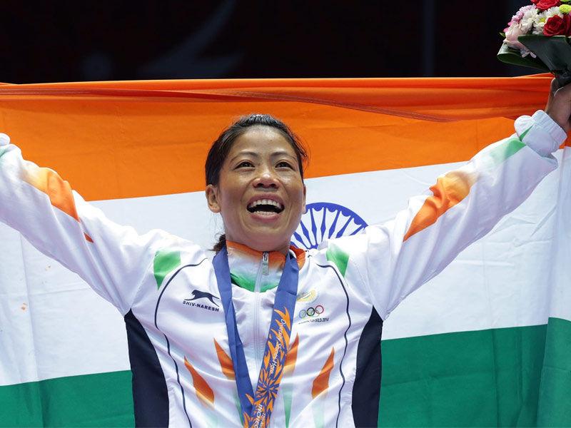 mary kom, indian olympians