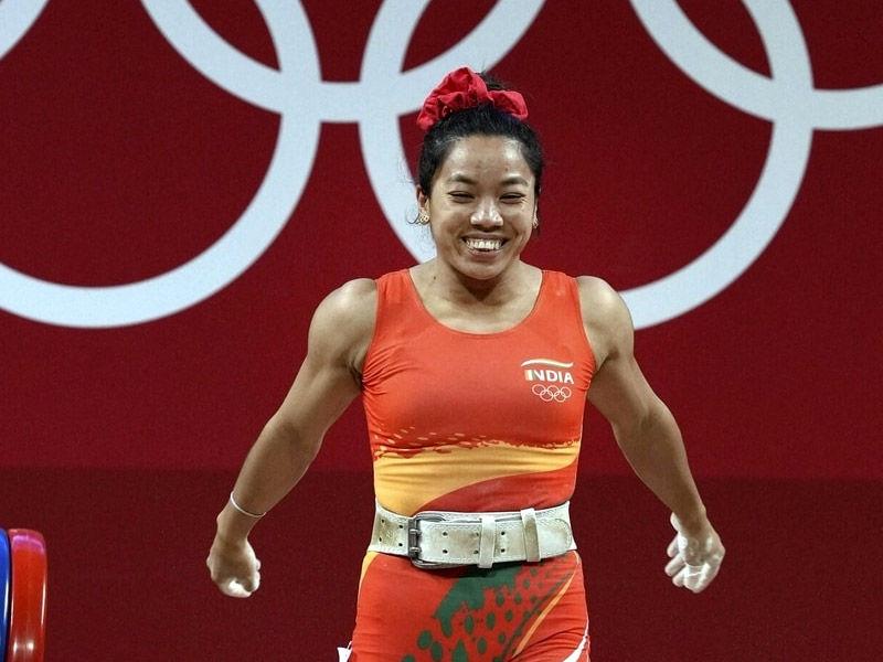 mirabai chanu, indian olympians