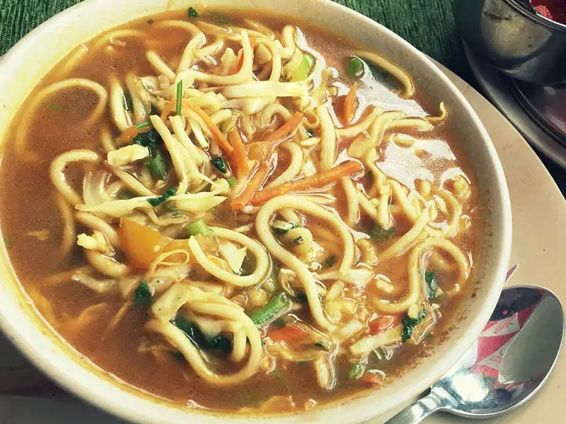 tibetan dishes