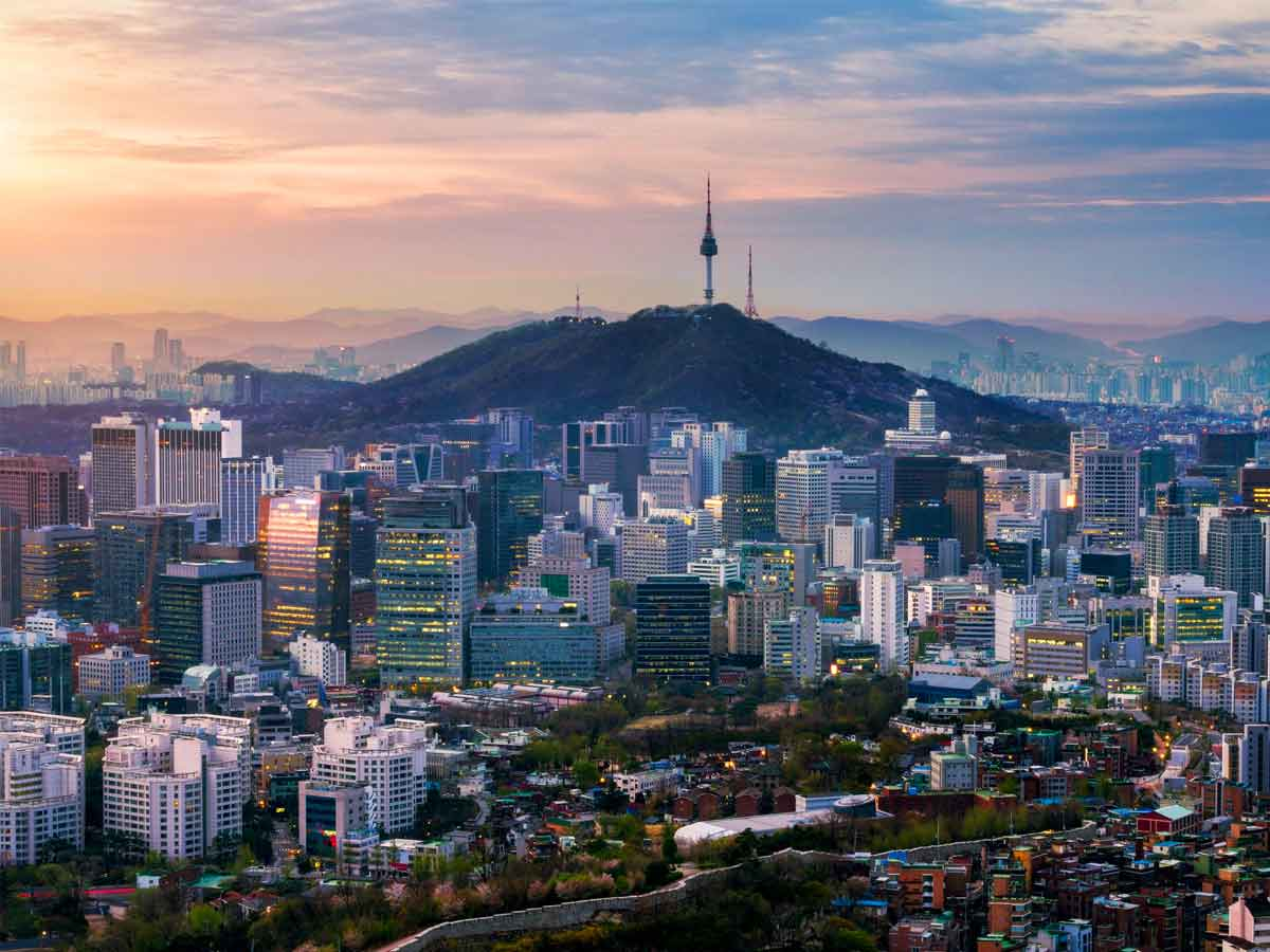 south korea facts