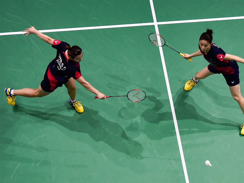 badminton benefits