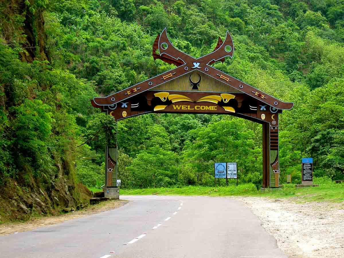 Nagaland tourist places