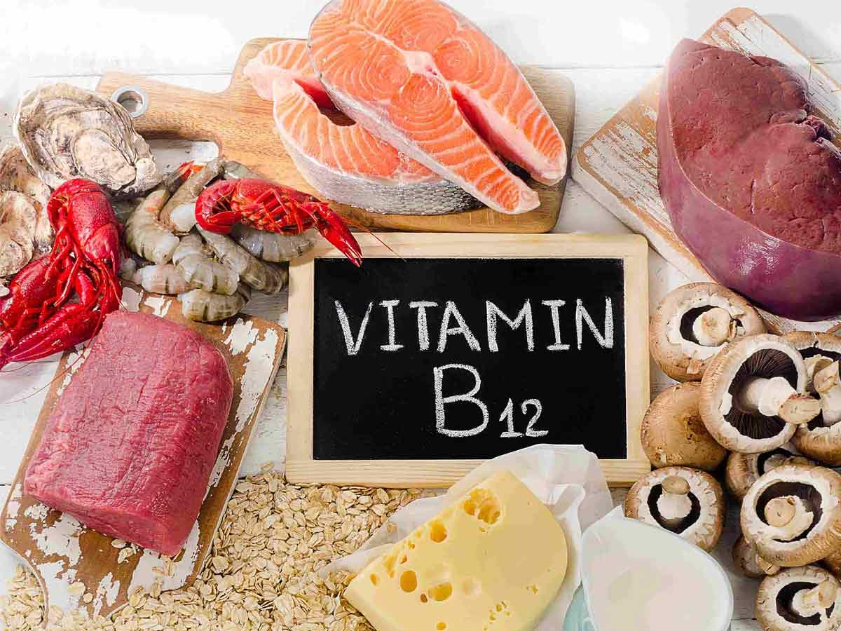 Vegetarian Vitamin b12 Foods