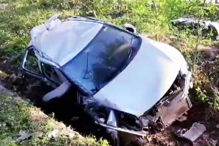4 National Level Hockey Players Dead in Car Accident in Madhya Pradesh