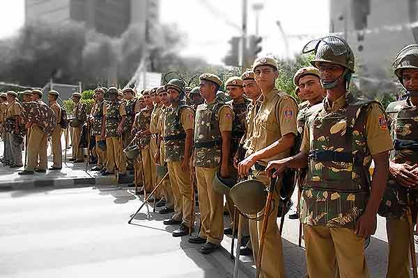 fears of attack on Diwali, high alert on Indo-Nepal border