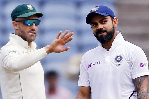 India, South Africa 3rd Test: India batting after winning the toss