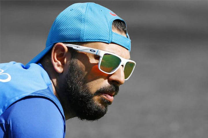 Yuvraj Singh has slammed BCCI for not keeping a reserve day.
