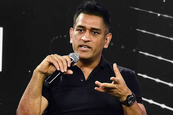 Mahendra Singh Dhoni can be seen doing commentary soon