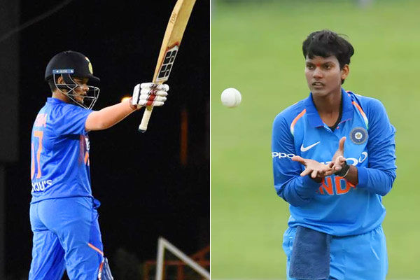 Indian women cricket team defeated West Indies in the 2nd T-20