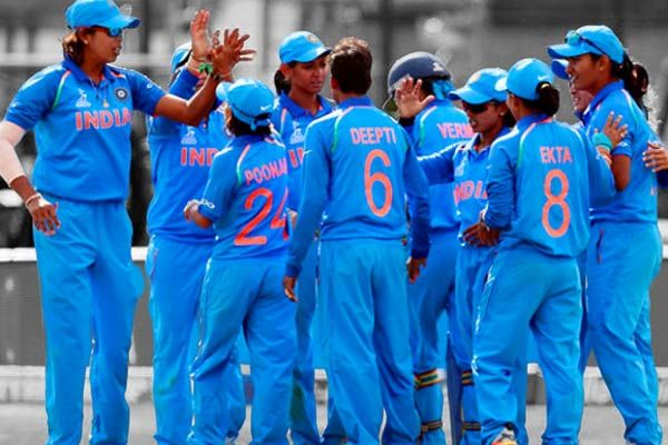 Indian women defeated West Indies women by seven wickets in the third T20I