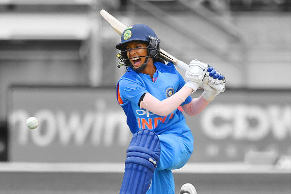 Jemimah helped India beat West Indies by 7 wickets