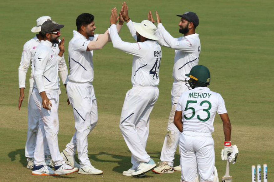 India continues to dominant Test Championship as they beat Bangladesh