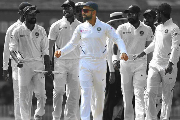 Virat Kohli etched his name in the record books as he became the first Indian captain
