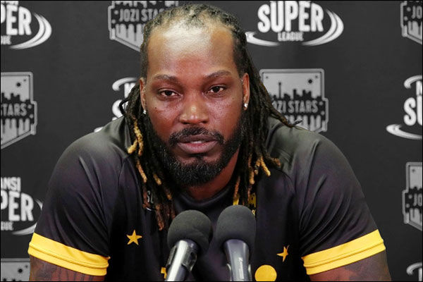 Gayle playing in T20 matches is also questionable