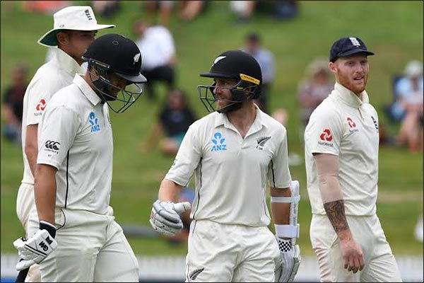 NZ force a draw in 2nd Test to win series against England