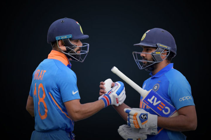 Rohit the first Indian to hit 400 sixes in international cricket