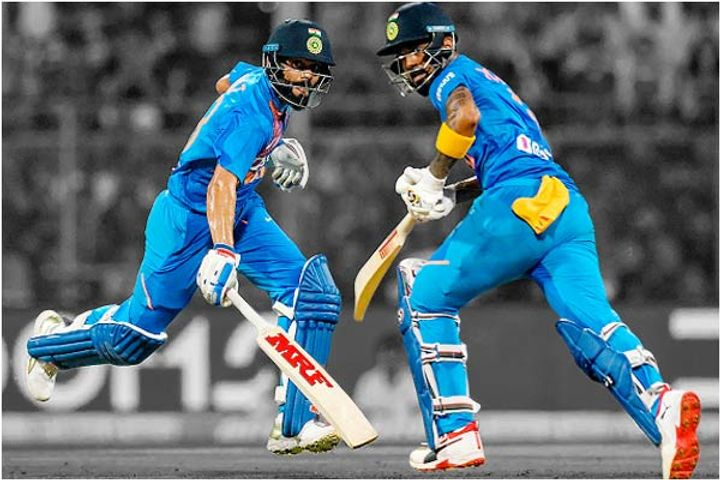 Virat has jumped from 5Th places to 10th place