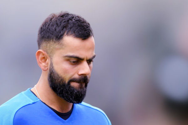 Kohli also said that umpires and referees need to sit and see.