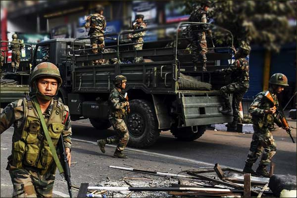 Curfew in Guwahati lifted after situation returns to normal after the massive protests