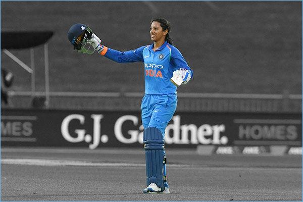 Smriti Mandhana bags a spot in both ICC Women ODI as well as T20 team
