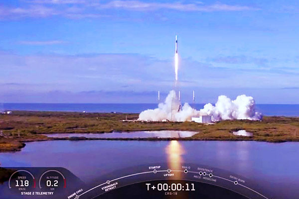 SpaceX targets to make more of its launch system reusable