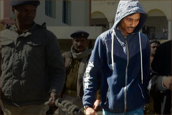 The CBI court sentenced the convict in the murder of  BTech student in ranchi