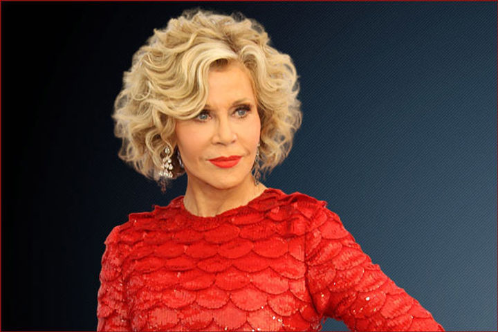 Jane Fonda arrested for fifth time during  climate change protests