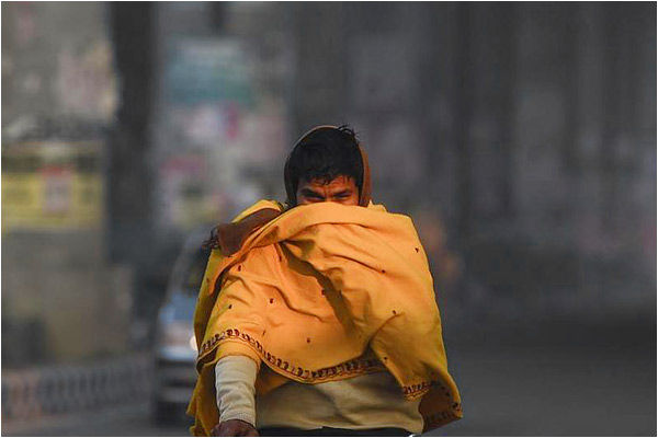 Pollution in Delhi reached very bad category