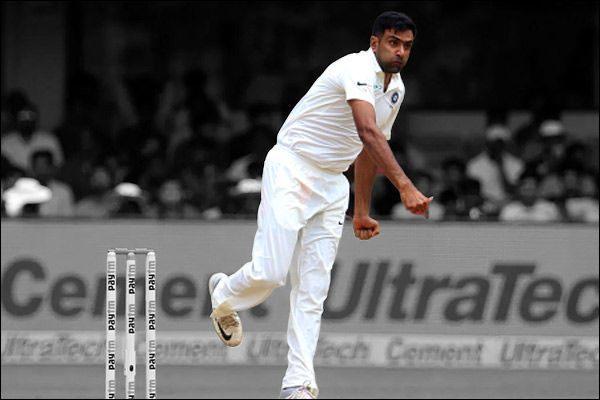 Sourav Ganguly hails Ashwin for finishing decade as highest wicket taker
